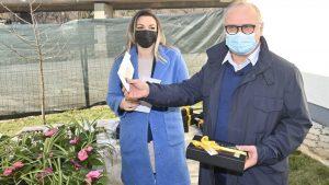 Grad Beograd obezbedio poklone za žene i decu iz Sigurne kuće