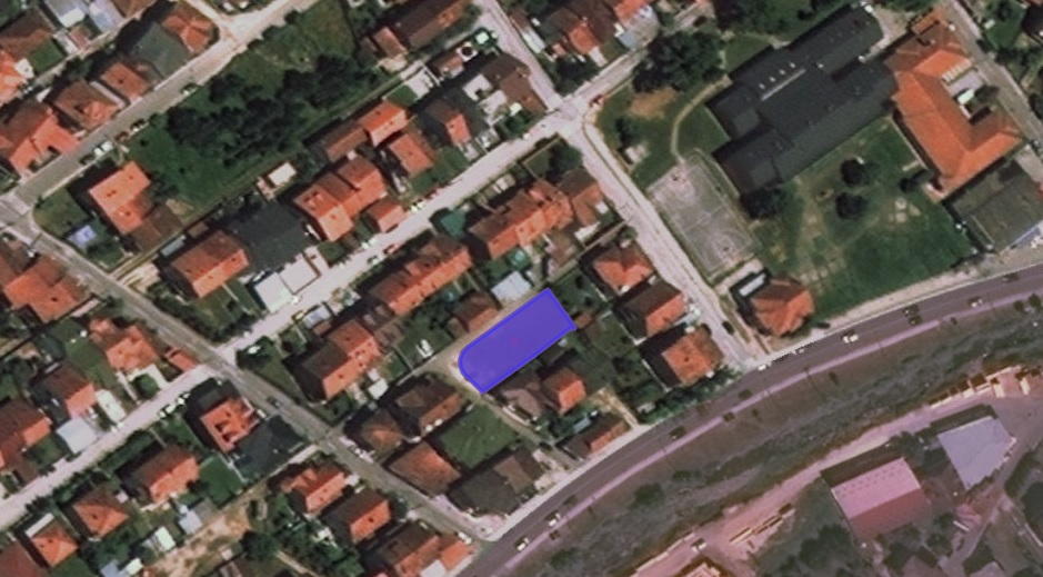 Grad Novi Pazar prodaje parcelu u Dositejevoj
