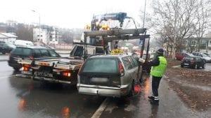 Grad privremeno oduzeo 36 vozila od divljih taksista
