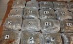 Gradina: Zaplenili 1.400 kg marihuane!