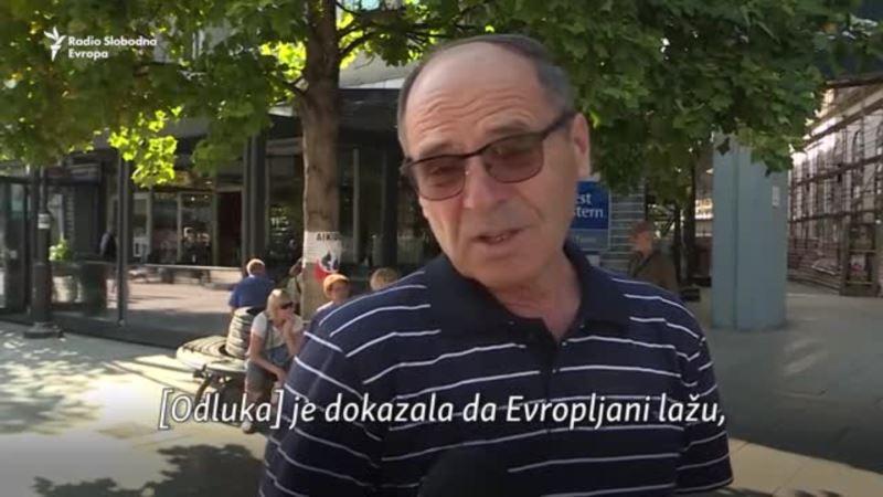 Građani Skoplja o odluci EU: Dali smo sve i opet nas ucenjuju