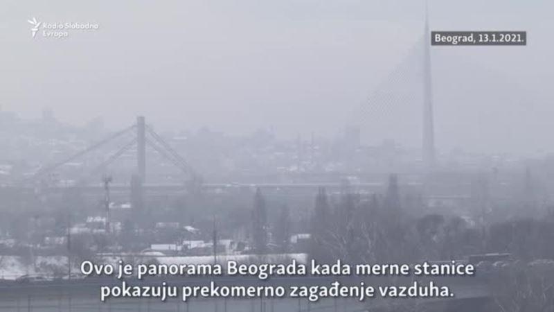 Građani Srbije u borbi za čist vazduh