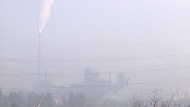 Građani Valjeva u opasnosti zbog zagađenosti, loš kvalitet vazduha širom Srbije