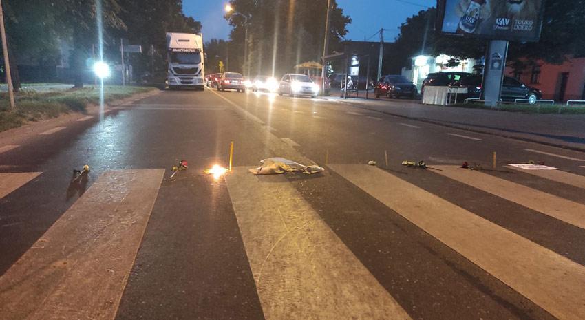 Građani blokirali Petrovaradin, traže pritvor za vozača koji je ubio Ninu