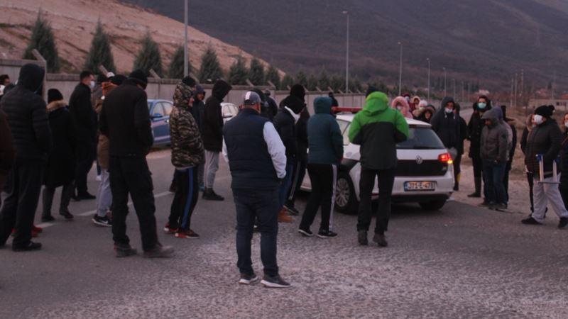 Građani blokirali pa odblokirali deponiju Uborak kod Mostara