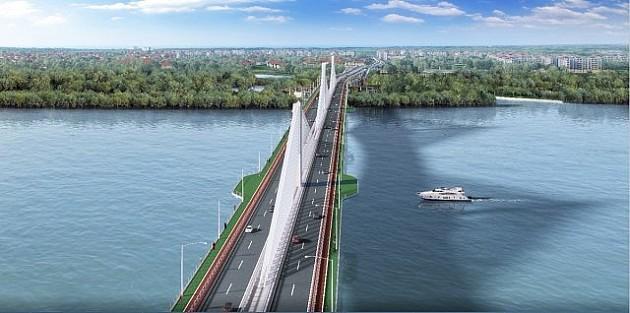 Građani će protestovati ispred skupštine protiv plana novog mosta