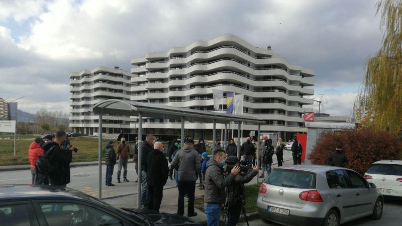 Građani sarajevskog naselja Ilidža traže da se riješi migrantska kriza
