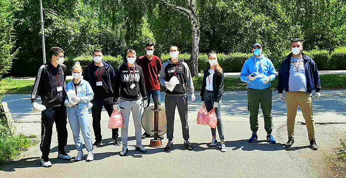 Građanima Priboja besplatno dijeljenje zaštitnih maski