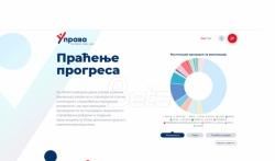 Gradjanima Srbije dostupna onlajn platforma za praćenje progresa u oblasti reforme javne uprave