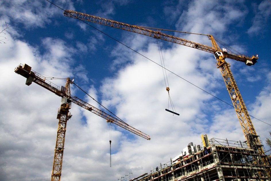 Građevinarstvo ubrzalo privredni rast