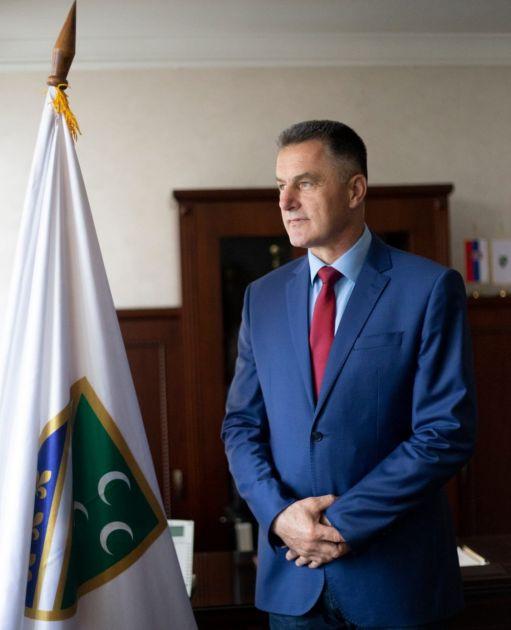 Gradonačelnik Biševac i predsednica Skupštine grada čestitali Ramazan