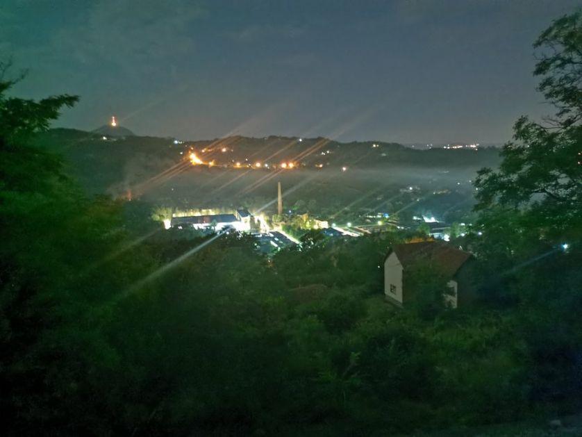 Gradonačelnik Čačka: Manji požar, lokalizovan, bez povređenih