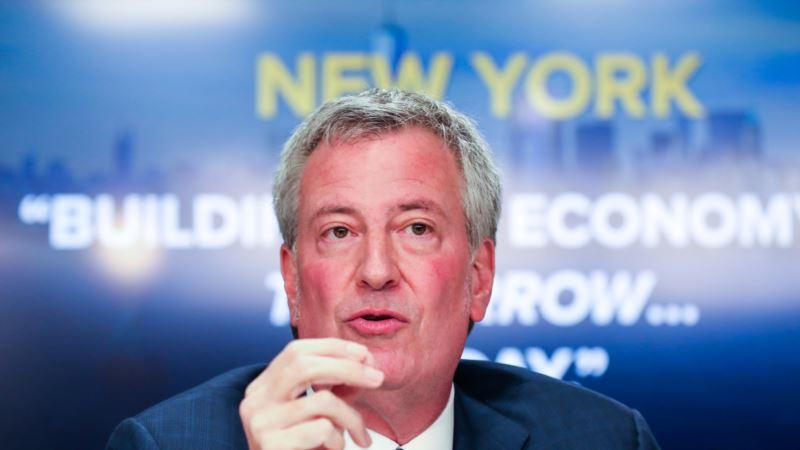 Gradonačelnik Njujorka odustao od predsedničke kandidature