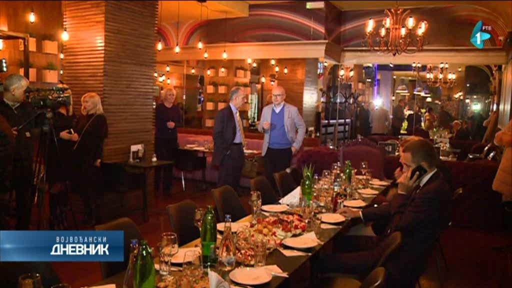 Gradonačelnik Novog Sada ugostio ambasadore