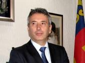 Gradonačelnik Vranja čestitao DAN MUP - a