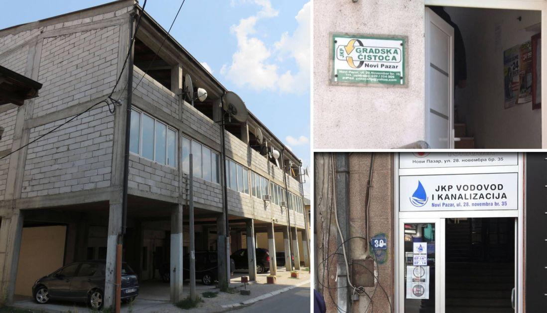 Gradska imovina u Novom Pazaru ide na doboš – SDP prodaje zgradu i lokale u centru grada