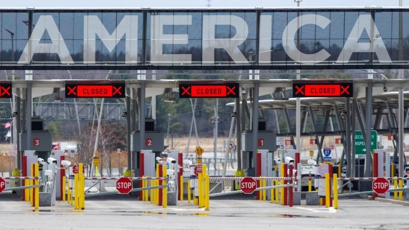 Granica Amerike i Kanade zatvorena skoro godinu