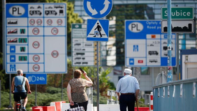 Granice EU ostaju zatvorene za region, izuzev Srbije i Crne Gore