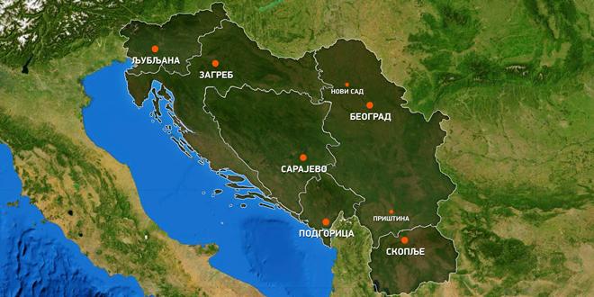 Granice postale prepreka za preporod Balkana