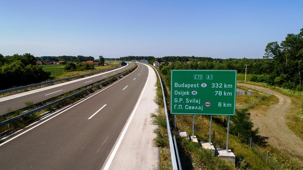 Granični prelaz kod Svilaja u funkciji do polovine godine