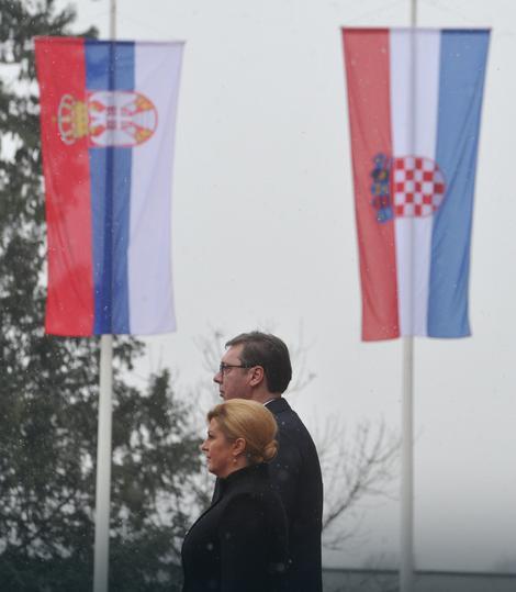 Granicu Srbije i Hrvatske ispisaće Dunav, katastar ili sud
