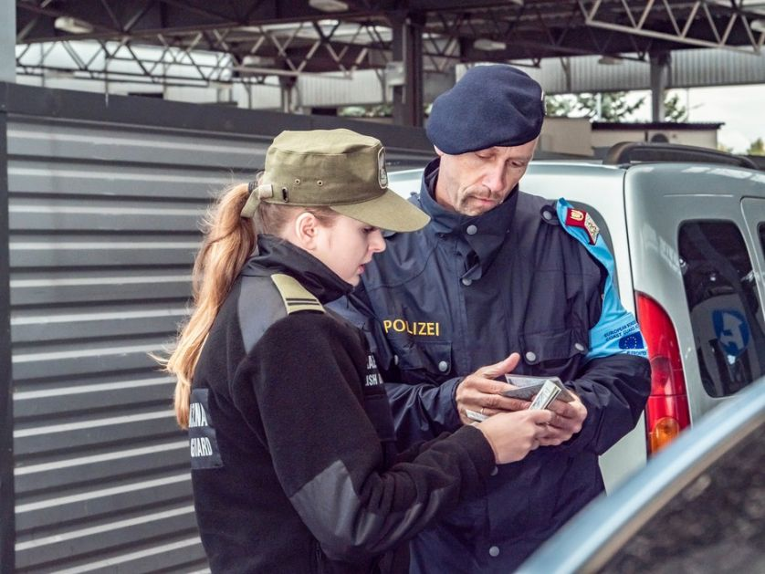 """Granicu između Srbije i Crne Gore će obezbeđivati """"Fronteks"""""""
