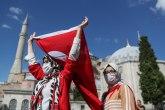 Grča crkva traži osudu za Aja Sofiju