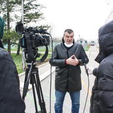 Grčić obišao zaposlene u TENT A:Proizvodnja EPS-a stabilna, radnici zaštićeni