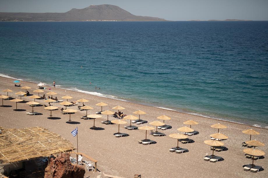 Grčka bi trebalo da se otvori za turiste 15. maja