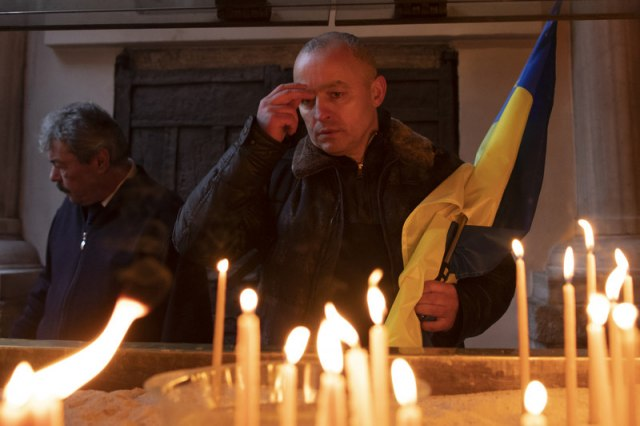 Grčka crkva priznala Ukrajinsku pravoslavnu crkvu