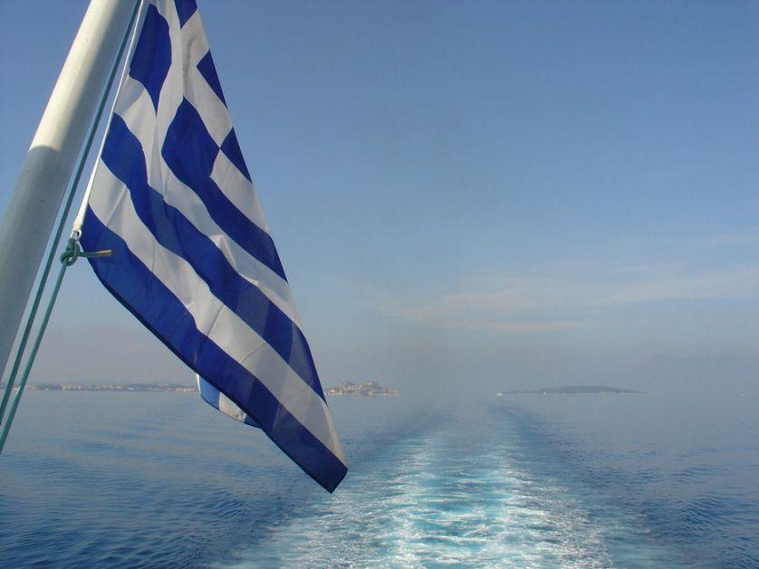 Grčka granica prazna, prolaz samo za Grke