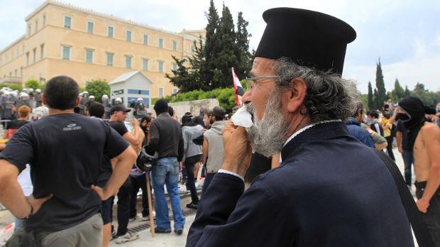 Grčka ipak neće proglasiti bogohuljenje kriminalnim delom