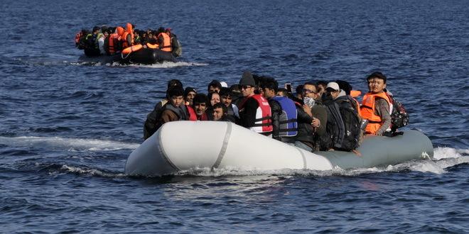 Grčka obalska straža spasila 112 migranata