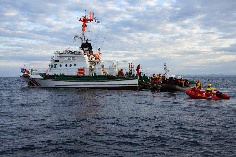 Grčka obalska straža spasila još 136 migranata