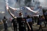 Grčka ponovo u blokadi FOTO