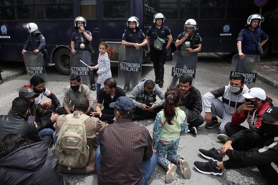 Grčka prebacuje interventne jedinice na kopnenu granicu sa Turskom