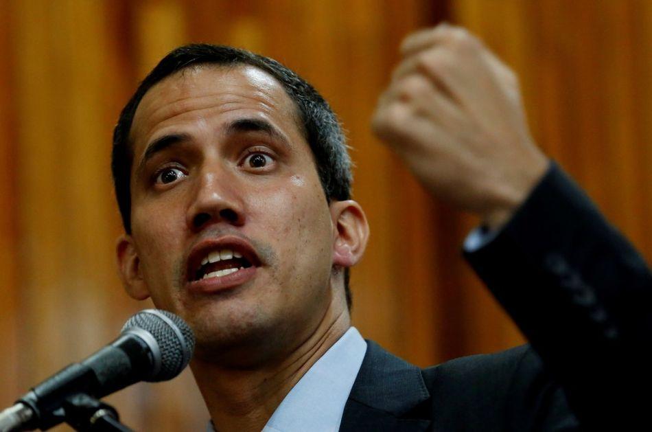 Grčka priznala Gvaida za privremenog predsednika Venecuele