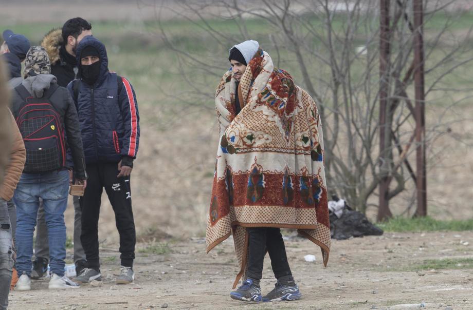 Grčka proglasila karantin za migrantski kamp sa 20 zaraženih