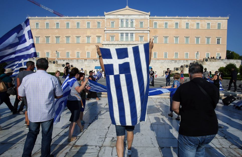 Grčki parlament formalno raspušten