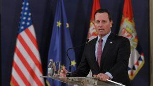 Grenel demantovao vest da su SAD i dalje otvorene za razmenu teritorija između Srbije i Kosova