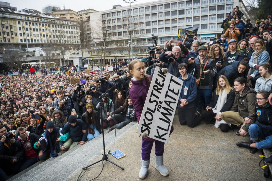 Greta Tunberg: Još ništa niste videli
