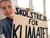 Greta Tunberg poziva na jednakost, doniraće 100.000 evra Kovaksu