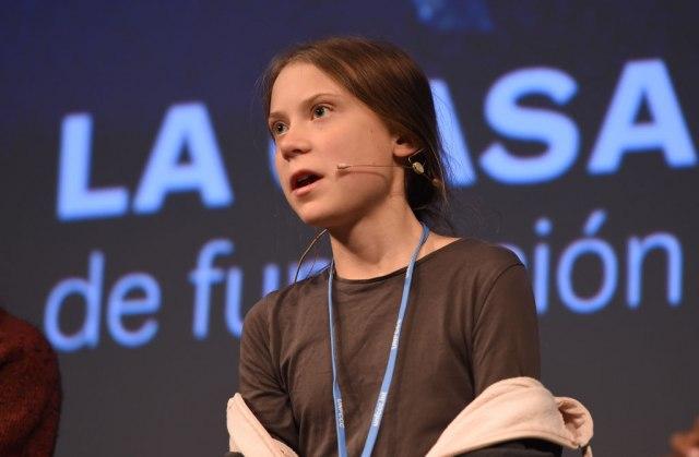 Greta medijima: Fokusirajte se i na druge