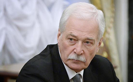 Grizlov: Pozivamo kijevske vlasti da komanda ukrajinske vojske strogo poštuje uspostavljeno primirje