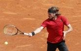 Grk sudiji: Idi sudi na fjučersima, ti si sramota za tenis! VIDEO