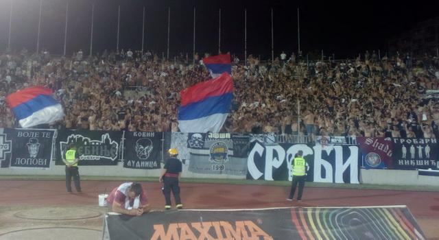 Grobari ne kriju razočaranje, ko (ni)je za Partizan? (TVITOVI) (foto)