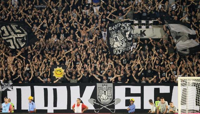 Grobari vs BBB usred Vukovara, jedan teže povređen