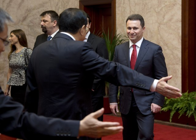 Gruevski do daljnjeg na slobodi