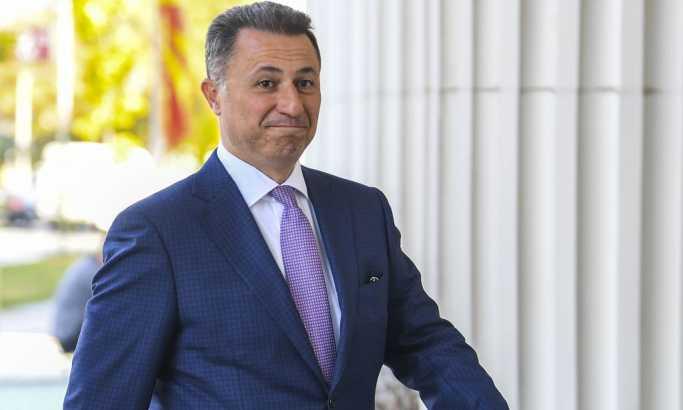 Gruevski ide u zatvor