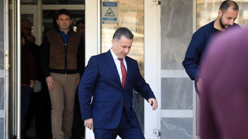Gruevskom godina i po zatvora zbog nasilja nad političkim protivnicima